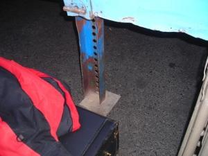 08.  Corner stabilizer,