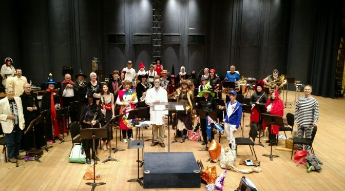 Halloween Concert for the Kids