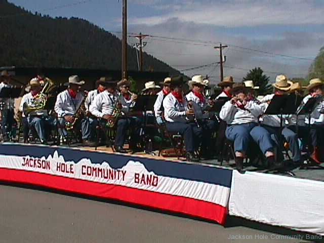 Old West Days Parade