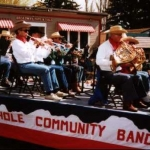 The Old West Days Parade - 25 May 1996