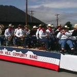 The Old West Days Parade - 27 May 2000