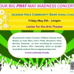 Our Big Phat May Madness Concert