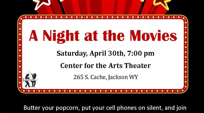 """A Night at the Movies"""