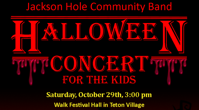 Children's Halloween Concert